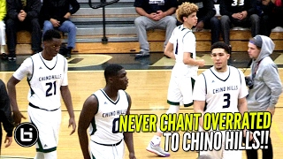 getlinkyoutube.com-Chino Hills Turn OVERRATED Chants Into 34 Point Win In 1st Playoff Game!! Full Highlights