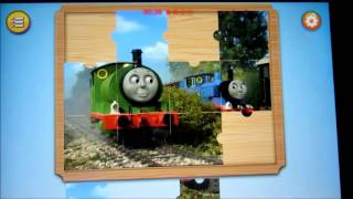 getlinkyoutube.com-Thomas and Friends Puzzle Game ipad mini