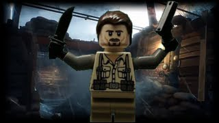 getlinkyoutube.com-Lego: Black Ops 2 Zombies: Origins