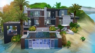getlinkyoutube.com-The Sims 3 - House Building - Paradise Getaway (W/JulyKapo)