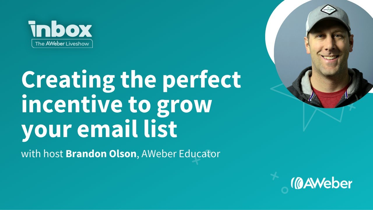 Creating the Perfect Incentive to Grow Your Email List