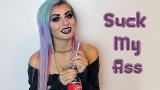 getlinkyoutube.com-Do You Want to Suck my Ass? | HeyThereImShannon