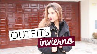 getlinkyoutube.com-4 OUTFITS INVIERNO | Valeria Basurco