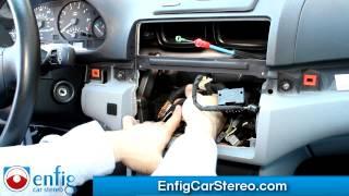 getlinkyoutube.com-iPod AUX adapter 3 Series BMW 99-06 E46 Dension GW1LBM1 INSTALLATION