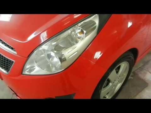 Ремонт косяков Chevrolet Spark 2011г.в №1