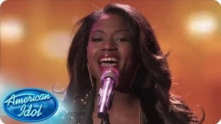 """Amber Holcomb """"A Moment Like This"""" by Kelly Clarkson: Top 10 Performances - AMERICAN IDOL SEASON 12"""