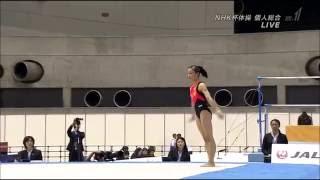 2014 HIRAIWA Yuna 平岩優奈 Synchronized Floor Music