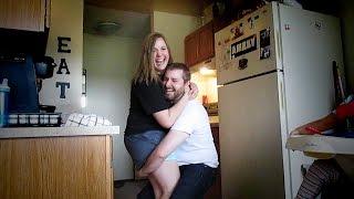 getlinkyoutube.com-Who Is Stronger? (Vlog Days 45 & 46)
