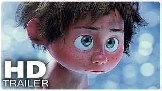 getlinkyoutube.com-Der gute Dinosaurier Trailer 2 | The Good Dinosaur German Deutsch 2015