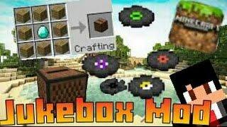 getlinkyoutube.com-0.10.5 Jukebox MOD Igual De PC Minecraft PE    :D     0.10.x