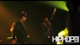 French Montana & Meek Mill Live @ Philly