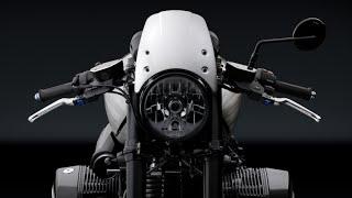 RIZOMA Accessory Line for BMW® R nineT