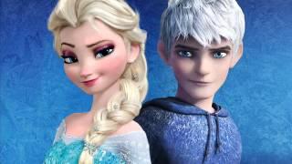 getlinkyoutube.com-Let it Go Duet - Elsa and Jack Frost