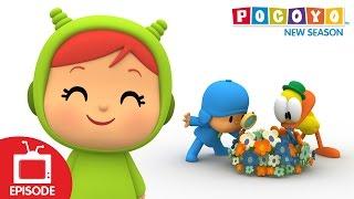 Pocoyo Meets Nina (S04E06) NEW EPISODES