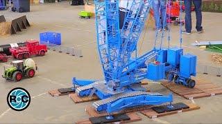 getlinkyoutube.com-Giant RC Crane &  Wind Turbine installation