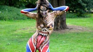 getlinkyoutube.com-The Body Painters Documentary