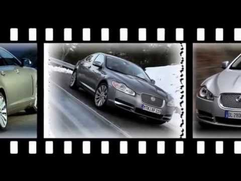 Oбзор Jaguar XF Ягуар ХФ cедан