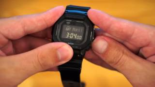 getlinkyoutube.com-Обзор часов Casio G-Shock 5600AA (Bluetooth)