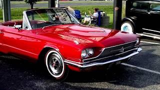 getlinkyoutube.com-Red Hot 1966 Thunderbird convertible