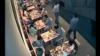 getlinkyoutube.com-Professional pickpocket in Taiwan stealing Laptop Bag! 2014!