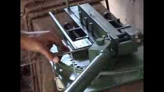 getlinkyoutube.com-Máquina ferramenta de dobrar estribos para construção