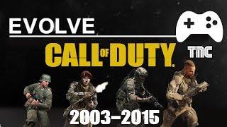 getlinkyoutube.com-EVOLVE - CALL OF DUTY 2003 - 2015