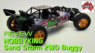 Review: Hobby King Sand Storm 2WD Buggy