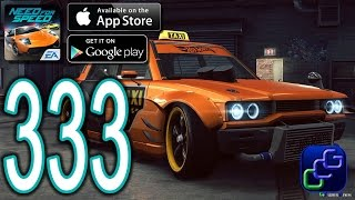 NEED FOR SPEED No Limits Android iOS Walkthrough - Part 333 - Hot Wheels: Time Attaxi Ch7