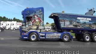 "getlinkyoutube.com-Scania V8 Sound Open Pipe Compilation|Loud Pipes Save Lifes! ""Best of"" [HD]"