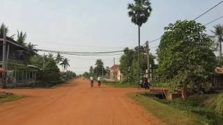 Discovering Cambodia - Bike Tour South Siem Reap