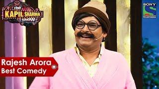 getlinkyoutube.com-Rajesh Arora Best Comedy | The Kapil Sharma Show | Indian Comedy