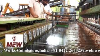 getlinkyoutube.com-Automatic Clay Brick Making  Machine, Micro Engineering  Works, Coimbatore +91 9894748600