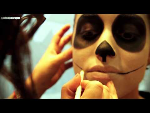Make-Up Catrina Mexicana - makeupmariajoserodriguez.es