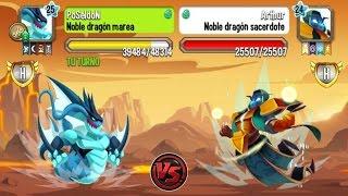 getlinkyoutube.com-Dragon City - Fighting Battle + Leagues 290 [Full Missions & Boss 2016]