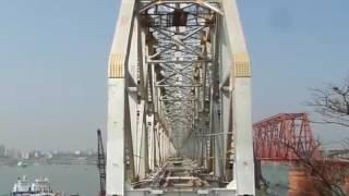 getlinkyoutube.com-Ashugonj 2nd Rail Setu Lebar Bikkub
