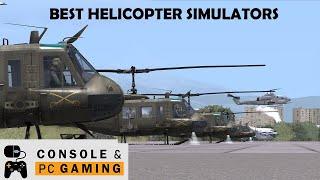 Flight Simulator - Best Helicopter Simulators