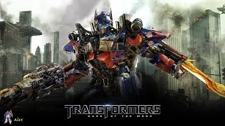 getlinkyoutube.com-TransFormers - The Best of Optimus Prime HD