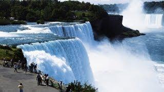 getlinkyoutube.com-Unbelievable!!! Niagara Falls World's Most Beautiful Waterfalls