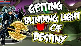 =AQW= Getting Blinding Light of Destiny + Fast Guide 2015!