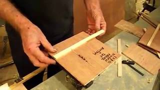 getlinkyoutube.com-How To Operate Mini Table Saw