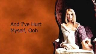 getlinkyoutube.com-Christina Aguilera - Hurt Lyrics