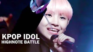 getlinkyoutube.com-Kpop Battle: Live Highnote (Part 1)