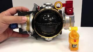 getlinkyoutube.com-Kamen Rider Fourze: METEOR DRIVER and METEOR GALAXY