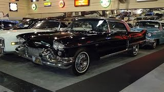 getlinkyoutube.com-1958 Cadillac Caddy Eldorado Brougham 4 Door in Black Paint on My Car Story with Lou Costabile