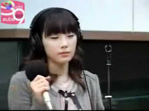 [11.27.08] SNSD Taeyeon - I Have a Lover  @ Chin Chin Radio
