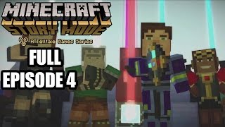 getlinkyoutube.com-Minecraft: Story Mode - FULL Episode 4 - Gameplay Walkthrough - No Commentary