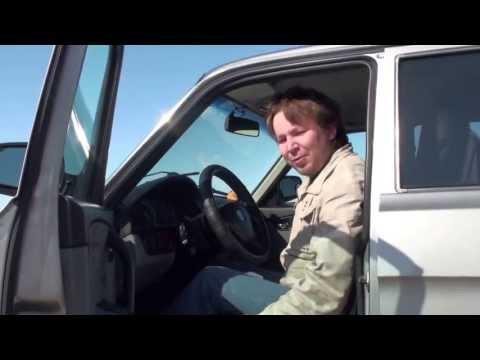Тест-драйв Волга ГАЗ 31105 ( КОНКУРС 2013)