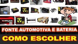 getlinkyoutube.com-Escolhendo a fonte e bateria para seu som automotivo ou residencial