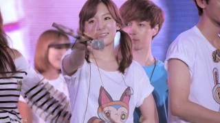 getlinkyoutube.com-120818 Taeyeon @ SMTOWN in Seoul Ending by 쏭감독
