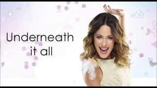 getlinkyoutube.com-Violetta 3 - Underneath It All (Lyrics/Letra) HD